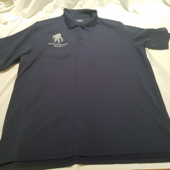 8da83d48 Under Armour Shirts | Wounded Warrior Project Xl Shirt | Poshmark